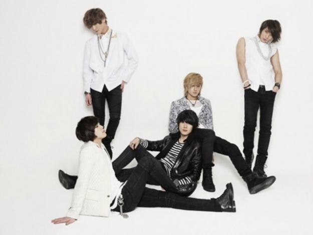 F.T. Island's Japanese Concert Tickets Sell Out in 12 Minutes
