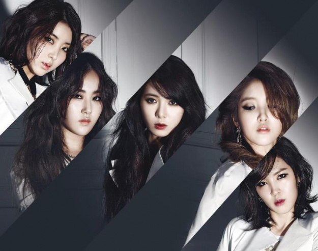 "4Minute Unleashes ""Volume Up"" Full MV"