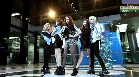 SBS Inkigayo 05.08.11