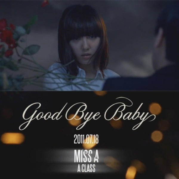 "Was Min's Slap Real in miss A's MV Teaser for ""Goodbye Baby""?"