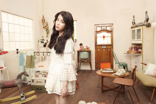 IU Tops Google Korea's Most Searched in 2011