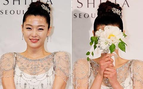 Jun Ji Hyun Ties the Knot | Soompi