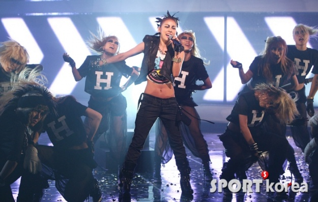 Hyori Has Top Song On Gaon Singles Chart