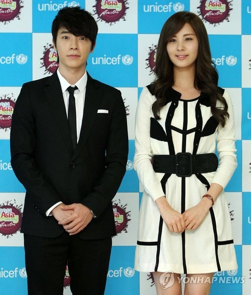 Super Junior's Donghae and SNSD's Seohyun Are UNICEF Special Envoys