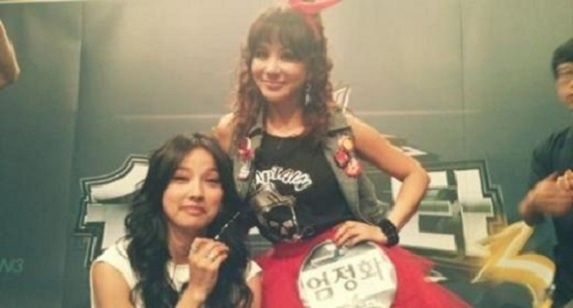 """Lee Hyori """"Uhm Jung Hwa, You Know Your Clothes Are Tacky Right? Disqualified"""""""
