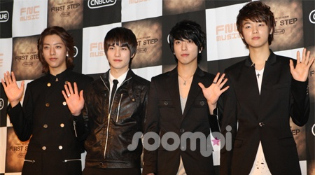 CNBlue Releases 30,000 Copies of their Special Limited Edition Album