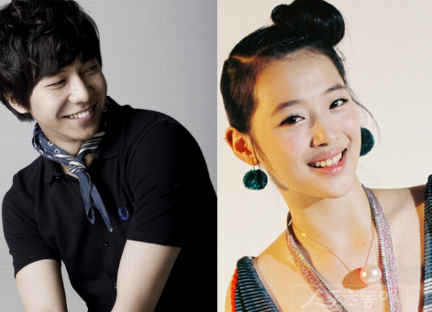 Lee Seung Gi Pats f(x)'s Sulli on the Head and Fans Erupt in Jealousy