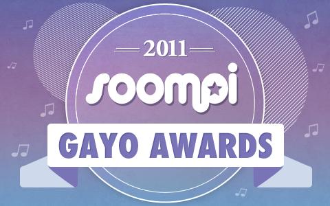 Soompi Gayo Awards 2011 Nominees: Vote Now!
