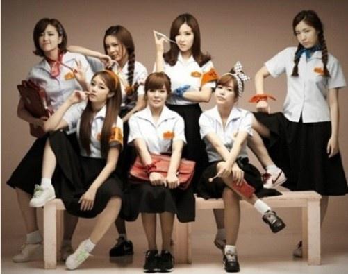 Weekly K-Pop Music Chart 2012 – January Week 4