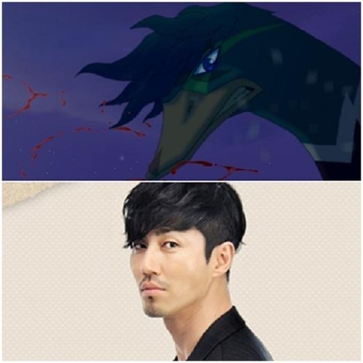 Greatest Love's Dokko Jin as a Duck?
