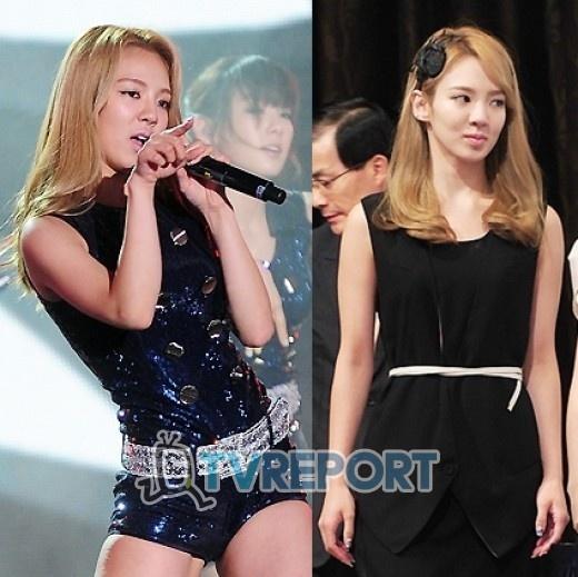Hyoyeon's Latest Hair Evolution