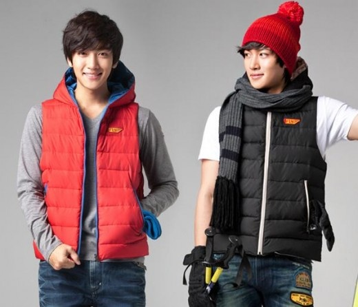 Ji Chang Wook's Winter Fashion Photoshoot Revealed