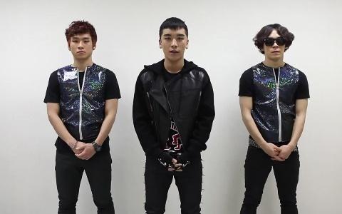 "Seungri Teaches BIGBANG's ""Blue"" Choreography"