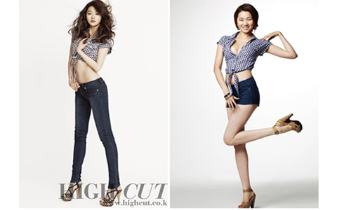 Who Wore It Better?: Ji Hyun vs Yoon Joo