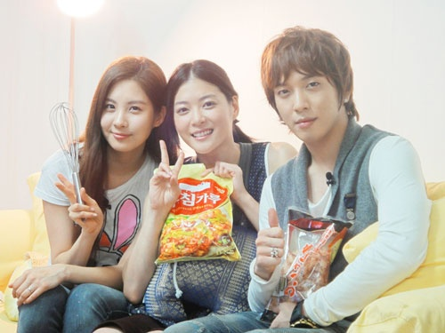 YongSeo Couple Meets Ueno Juri