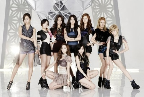 SNSD to Appear on Two Major French TV Programs