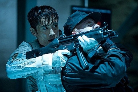 """Still Cuts of Lee Byung Hun Without His Mask for """"G.I. Joe 2: Retaliation"""""""