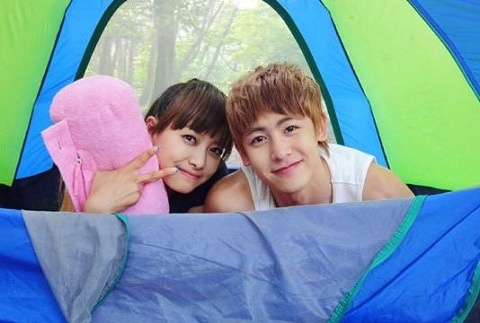 WGM Nichkhun & Victoria's 1 Year Anniversary Present From Chinese Fans
