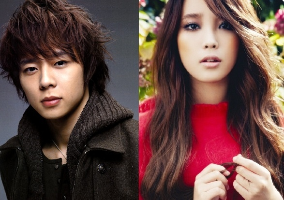 JYJ's Yoochun and IU Show Perfect Hanbok Style