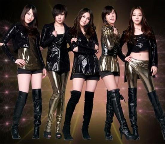 """Kara Tops the Ranking of """"My Favorite K-Pop Artist"""" in Japan"""