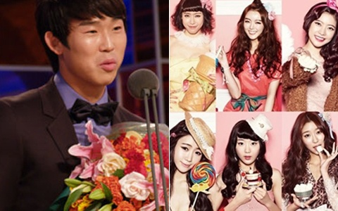 Dal Shabet and Korean Soccer Player Yoon Bit Ga Ram's Questionable Relationship?