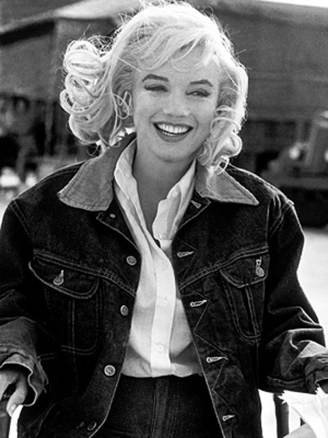 And Korea's Marilyn Monroe is…