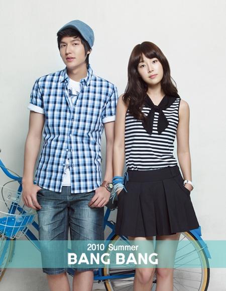 Bang Bang Summer 2010 (Lee Min Ho & Han Ji Hye)