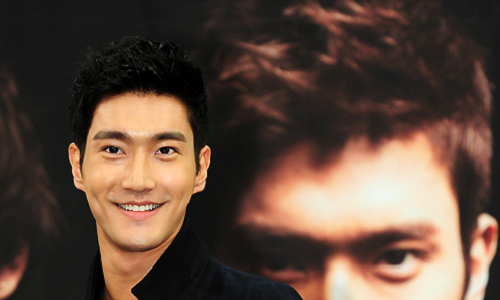 "Super Junior's Choi Si Won Is Excited for ""Poseidon"""