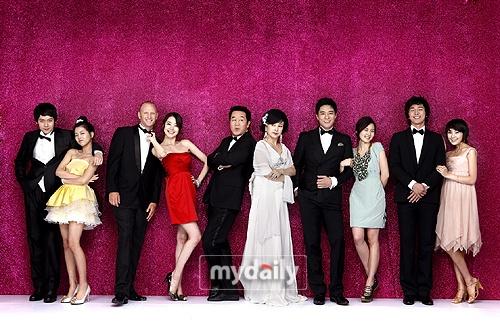 """Han Hye Sook, Lee Tae Gon, and Soh Yi Hyun lead the MBC drama """"Jewel Mixed Rice (보석비빔밥)"""""""