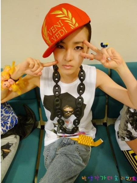 2NE1's Sandara Park to begin Solo Career