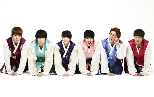 Chuseok Special: Hanbok Edition 2011