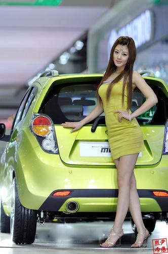 Seoul Motor Show 2009 (Hwang Mi Hee)