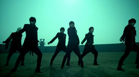 "Infinite's ""BTD"" Dance Version Music Video"
