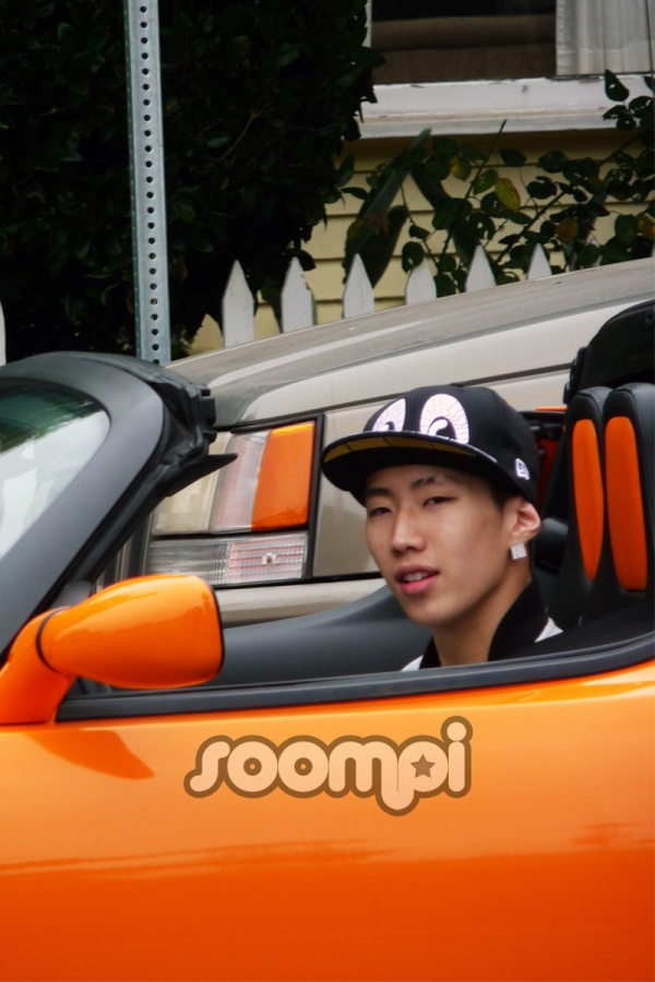 Behind the Scenes Photos the Jay Park Interview with Soompi