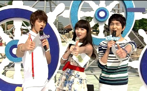 MBC Music Core 06.04.11