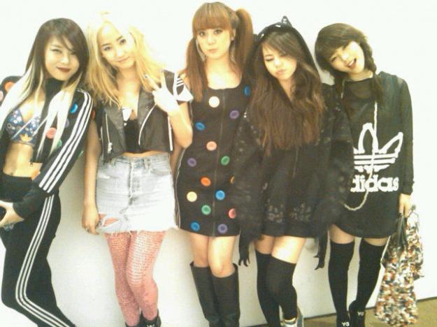 Wonder Girls' Fans Donate to Japan