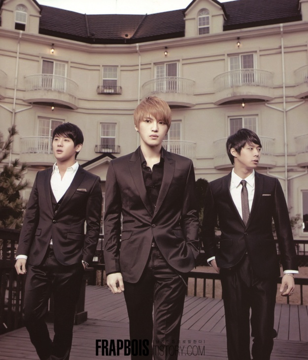 JYJ Confirms Album Release for Later This Year