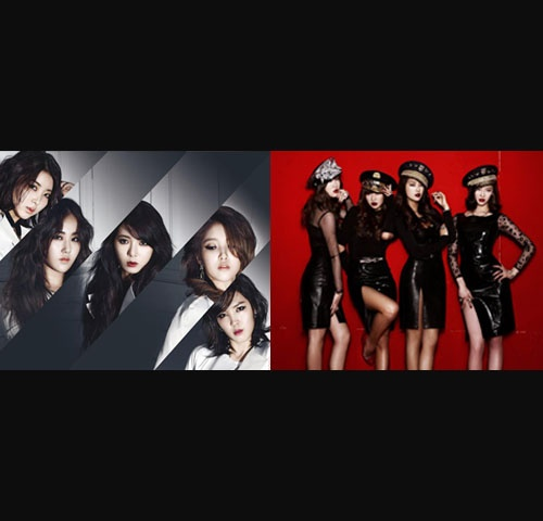 Who Is Sexier: 4minute vs. SISTAR?