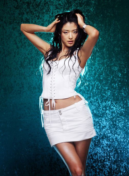 Jun Ji Hyun for 17 Tea