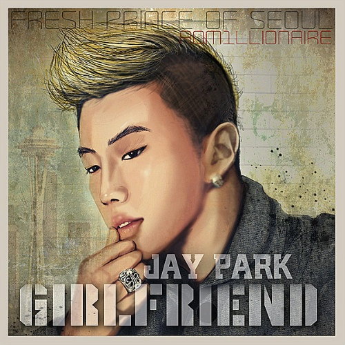 "Jay Park Reveals MV for ""Girlfriend"""