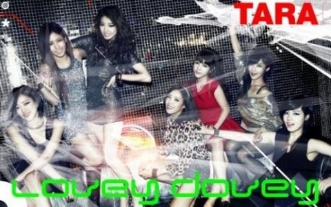 "T-ara Releases ""Lovey Dovey"" Drama MV"