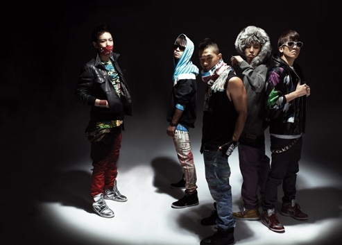 Big Bang Releases Two More Track List Info