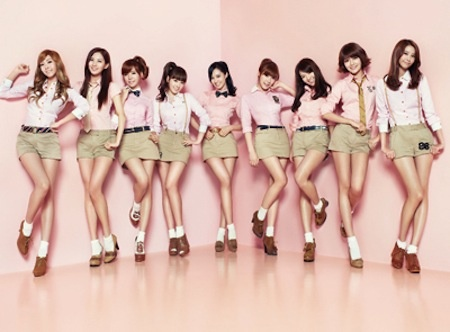 """SNSD's Japanese """"Gee"""" Covers Revealed"""