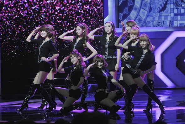 Who Was the Ninth SNSD Member at the Korea Film Awards?