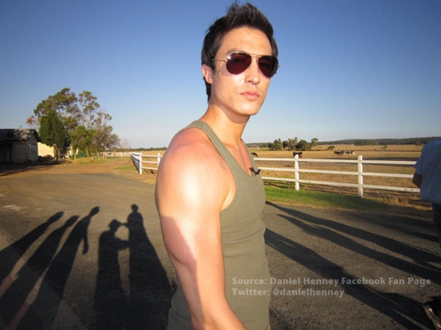 "Daniel Henney: ""Maybe I Should Tweet More?"""