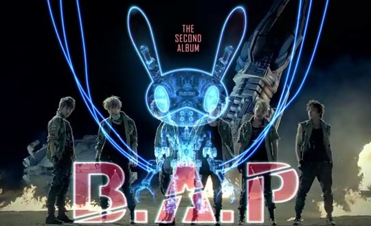 "B.A.P's ""Power"" Album Sold 30,000 Copies in One Day"