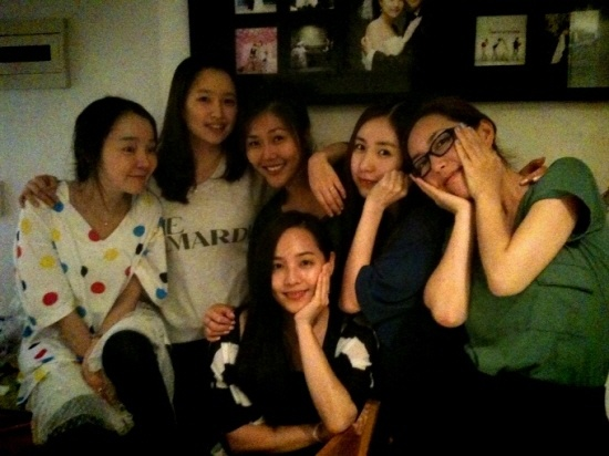 """Eugene, Shoo, Kan Mi Youn, Soy as a Girl Group """"3re1""""?"""