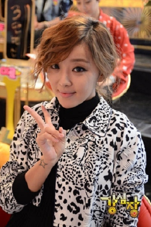 """Brown Eyed Girls' Narsha """"My Ex-Boyfriend Cheated on Me with a Girl that He Lived with"""""""