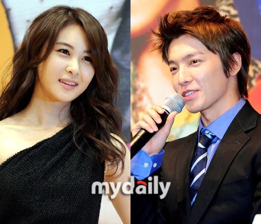 Donghae and eun seo dating websites