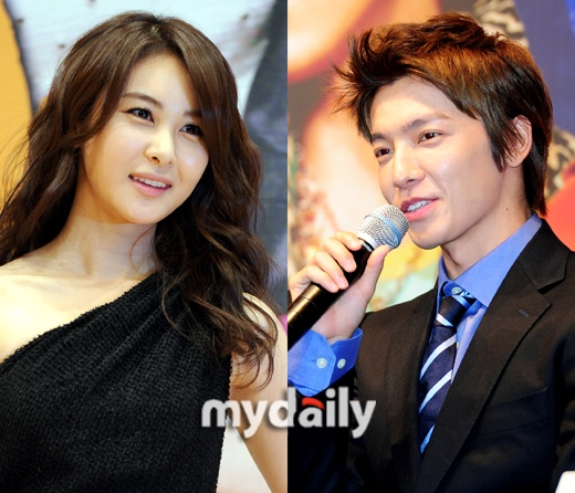 """Super Junior Donghae and Son Eun Seo Are the Next """"We Got Married"""" Couple?"""